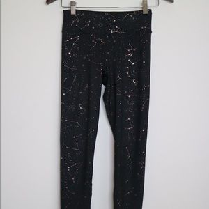 Pants - NWOT Rose Gold Constellation Leggings